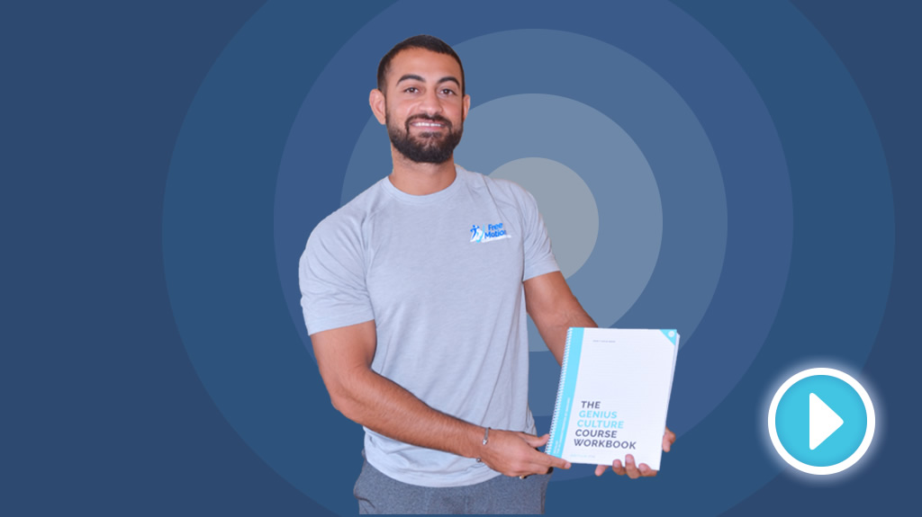 Free Motion Physical Therapy Executives implement GENIUS Inc. Program company-wide